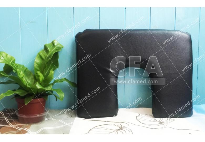 【好鄰居】U型枕 36x26x3 cm 臉部抒壓墊 適合頸部腰 另售推拿床 拋  棄式床單 刮痧板  薰香條 艾條 灸器