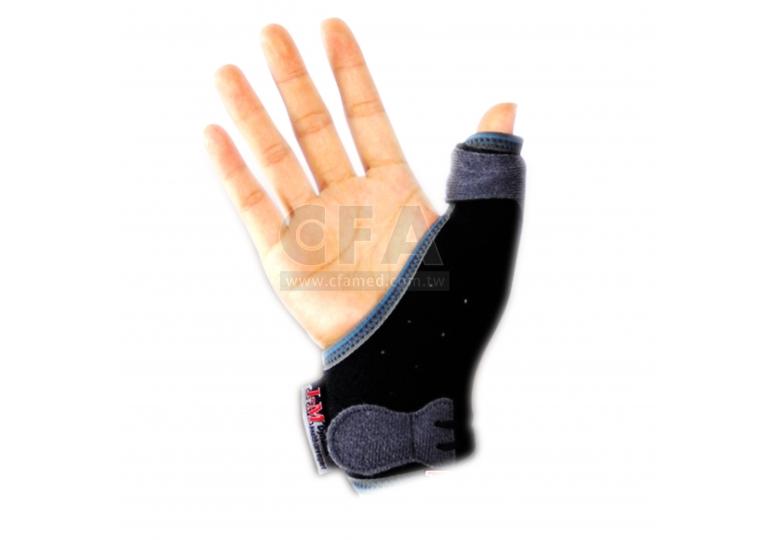 透氣型拇指手托板
