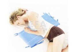 保暖抗寒 冷颼颼必備 三樂事暖暖熱敷墊(大) 插電式自動電熱毯 取暖保溫 輕便耐用 冬天必備