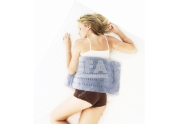 保暖抗寒 冷颼颼必備 三樂事暖暖柔毛熱敷墊(大) 插電式自動電熱毯 取暖保溫 輕便耐用 冬天必備