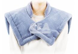 保暖抗寒 冷颼颼必備 三樂事智慧型頸肩熱敷柔毛墊 插電式自動電熱毯 取暖保溫 輕便耐用 冬天必備