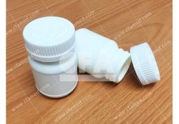 最低購買數量850個【好鄰居】安全蓋藥瓶 60ml/內徑x高 3.5 x7.5 cm/個