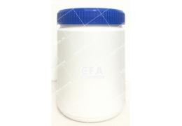 【好鄰居】塑膠罐 700g 直徑x高/8x13.5 cm/個 量大優惠 廣口瓶藥粉罐塑料罐罐子 藥品保健食品乾貨茶葉貯藏