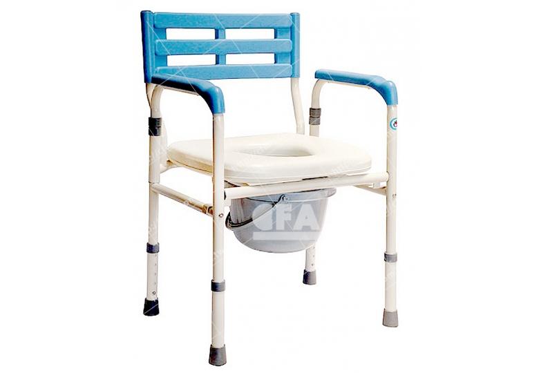 限宅配/郵寄均120【好鄰居】ALBM10 折合鐵製便椅