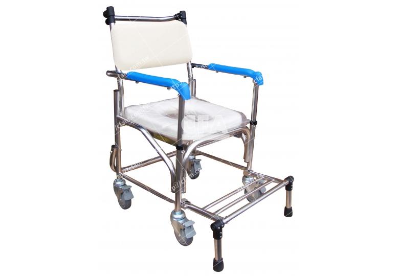 免運【好鄰居】AL14TB 不鏽鋼站立式便盆椅