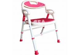 限宅配/郵寄均120【好鄰居】ALS168 鋁製收合洗澡椅