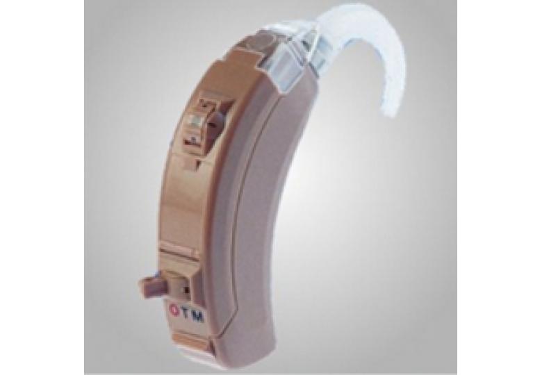 助聽器-耳掛型-適用於中度-重度