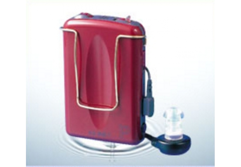助聽器-口袋型-適用於中度-極重度