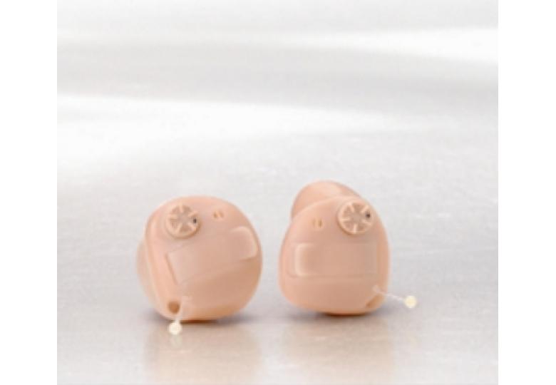 助聽器-數位型-耳道型
