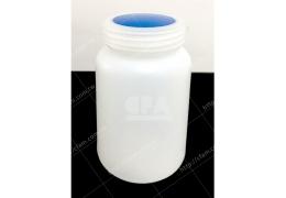 塑膠罐250g直徑x高6.5x12.3cm/個量大另有優惠廣口瓶塑料罐塑膠罐罐子藥粉罐塑膠瓶藥品保健食品乾貨茶葉貯藏分裝