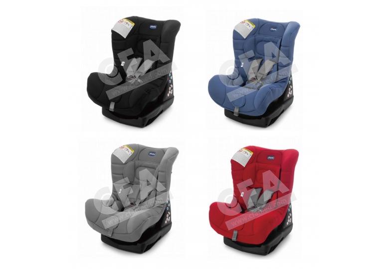 限宅配/免運/義大利ChiccoEletta寶貝舒適全歲段安全汽座四款顏色/組 0-4歲汽車安全座椅汽座幼兒汽車安全座椅