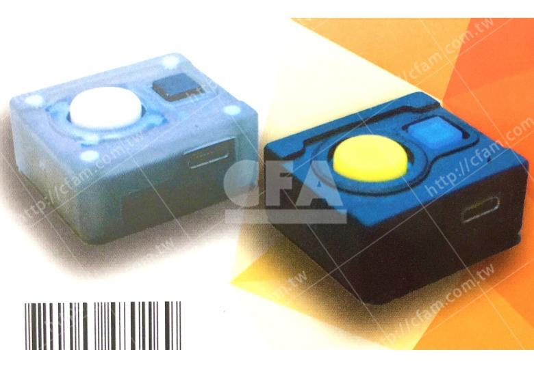 重機族系列/ZELLO 藍芽無線電按鈕/組 PTT藍芽按鈕手機變無線電IPX6防水即按即說搭配ZELLO Zello PTT藍芽按鈕